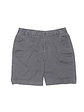 Lands' End Khaki Shorts Size 11 - 12