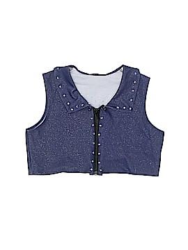 Weissman Designs for Dance Sleeveless Top Size M (Tots)