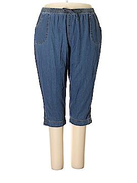 Rebecca Malone Casual Pants Size 2X (Plus)