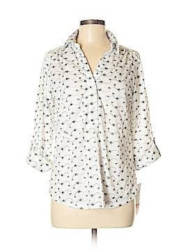 Cathy Daniels Long Sleeve Blouse Size M