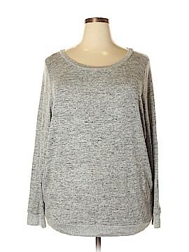 Make + Model Pullover Sweater Size 2X (Plus)