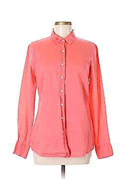 J. Crew Long Sleeve Button-Down Shirt Size 8