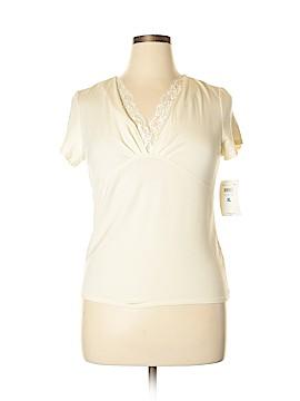 Emma James Short Sleeve Top Size XL