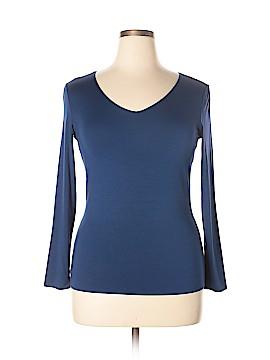 Armani Collezioni Long Sleeve T-Shirt Size 12