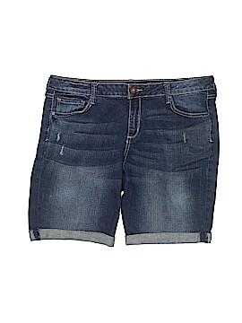 Arizona Jean Company Denim Shorts Size 15