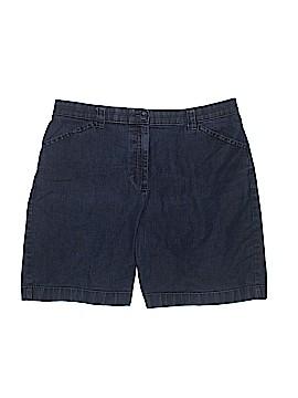 L.L.Bean Denim Shorts Size 18 (Plus)