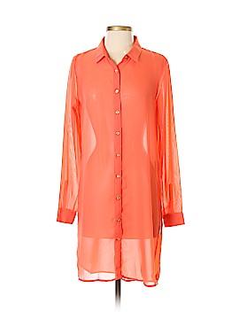 VERTIGO Long Sleeve Blouse Size S