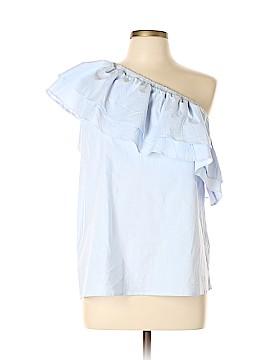 Zimmermann Short Sleeve Blouse Size Med (2)