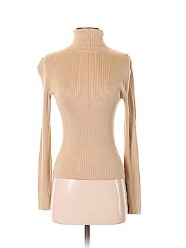 Ann Taylor LOFT Long Sleeve Silk Top Size S