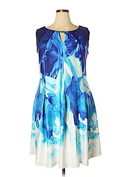 Gabby Skye Casual Dress Size 20W (Plus)
