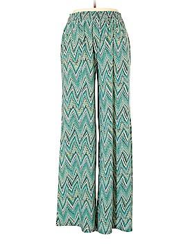 Eye Candy Casual Pants Size 1X (Plus)