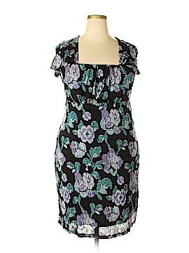 Madison Casual Dress Size 1X (Plus)