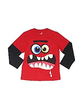 Okie Dokie Long Sleeve T-Shirt Size 7