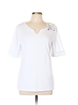 Ellen Tracy Short Sleeve T-Shirt Size L