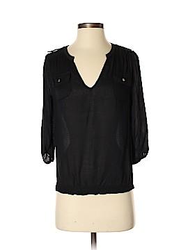 Rachael & Chloe 3/4 Sleeve Blouse Size S