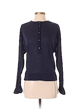 Lou & Grey Long Sleeve Blouse Size S