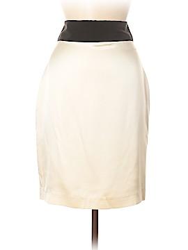 Brian Reyes Silk Skirt Size 6