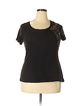 Madison Short Sleeve Top Size 1X (Plus)
