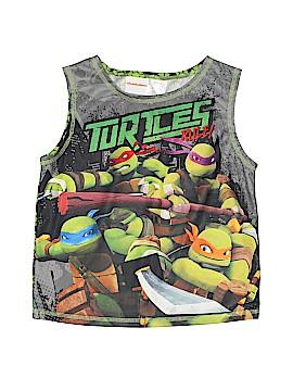 Nickelodeon Sleeveless T-Shirt Size 8