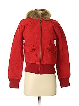 Dollhouse Leather Jacket Size S