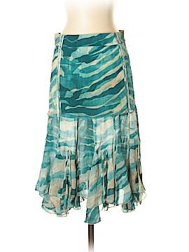 Roberto Cavalli Silk Skirt Size XS