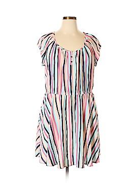 LC Lauren Conrad Casual Dress Size XXL