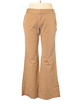 J. Crew Khakis Size 14 (Tall)