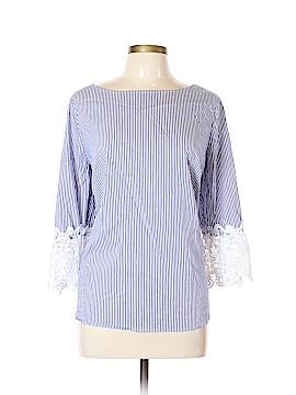 Liz Claiborne 3/4 Sleeve Blouse Size XL