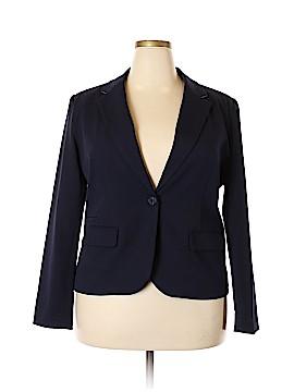 Merona Blazer Size 18 (Plus)