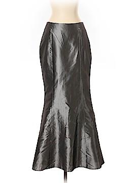 Bebe Silk Skirt Size 4