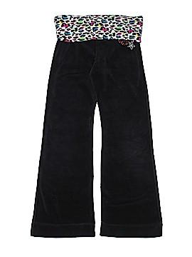 W Girl Fleece Pants Size M (Youth)