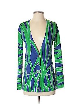 Lilly Pulitzer Silk Cardigan Size XS