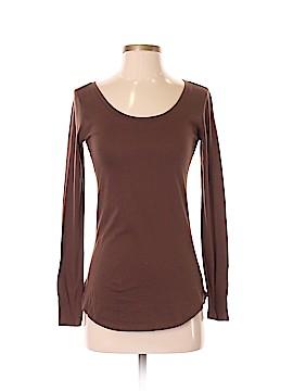Curfew Long Sleeve T-Shirt Size S