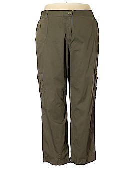 Kim Rogers Cargo Pants Size 22 (Plus)