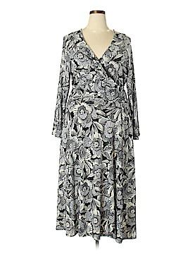Lily Casual Dress Size 3X (Plus)