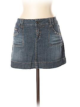 Hydraulic Denim Skirt Size 11/12