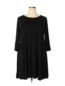 Cupio Casual Dress Size 1X (Plus)