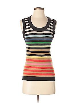 Sonia Rykiel Sleeveless Silk Top Size S