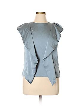 Express Short Sleeve Blouse Size L