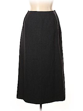 Harve Benard by Benard Holtzman Wool Skirt Size 16