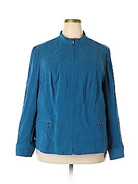 JM Collection Blazer Size 24 (Plus)