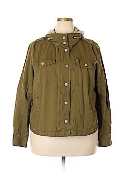 Forever 21 Plus Jacket Size 2X (Plus)