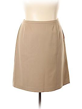 Talbots Wool Skirt Size 20 (Plus)