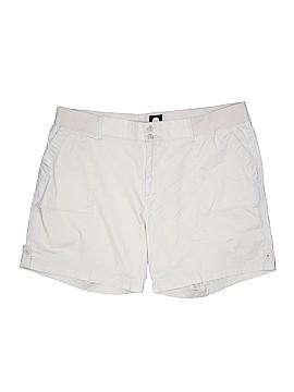 Jones New York Sport Khaki Shorts Size 18 (Plus)