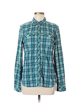 REI Long Sleeve Button-Down Shirt Size M