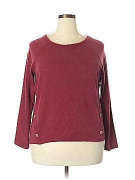 TOTO Sweatshirt Size 1X (Plus)