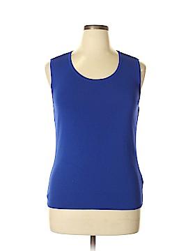 Choices Sleeveless Top Size XL