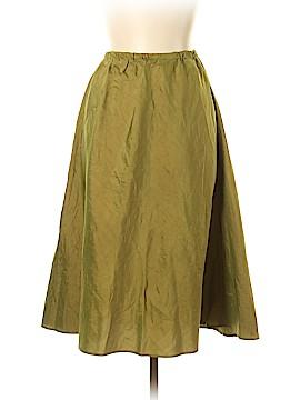 CP Shades Silk Skirt Size M