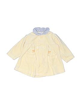 Le Top 3/4 Sleeve Button-Down Shirt Size 6 mo