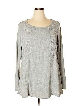 RXB Long Sleeve Top Size 1X (Plus)